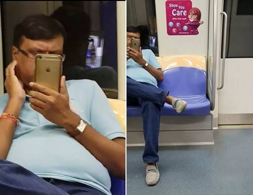 Man Secretly Films Woman in Metro, This Is How She Exposes Him