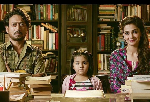 movie review on hindi medium
