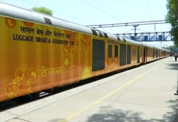 IRCTC offer complimentary modaks during Ganpati in Tejas Express