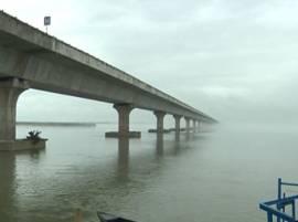 ब्रम्हपुत्रेच्या काठावर देशातला सर्वात मोठा पूल उद्घाटनासाठी सज्ज