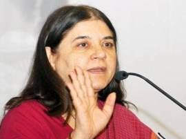 तिहेरी तलाकविरोधात तातडीने कायदा करु: मेनका गांधी