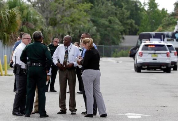 firing in Orlando five killed latest updates