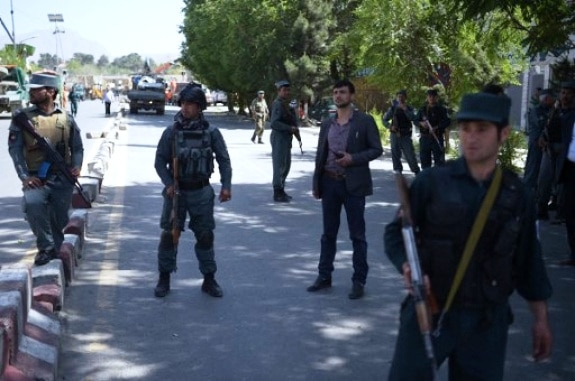 काबूलमध्ये भारतीय राजदुताच्या घरात रॉकेट कोसळलं