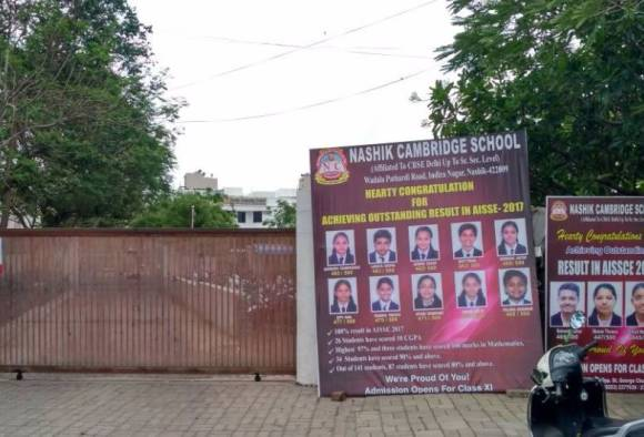 cambridge school in nashik rusticate 7 students latest updates