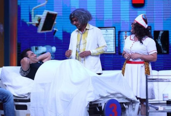 sunil grover is back on sony tv because of very special person salman khan