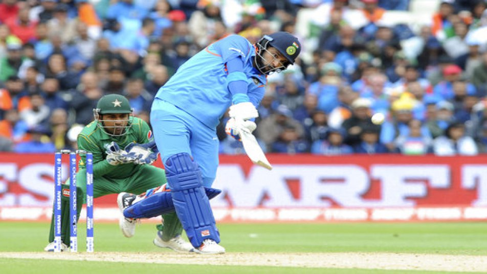 champions trophy 2017 yuvraj singh the triple centurion in ODI latest updates