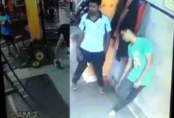 Nashik : 19 year old youth died during gym workout