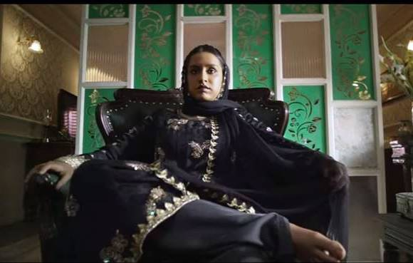 Thrilling teaser of Shraddha Kapoor's Haseena : The Queen of Mumbai released