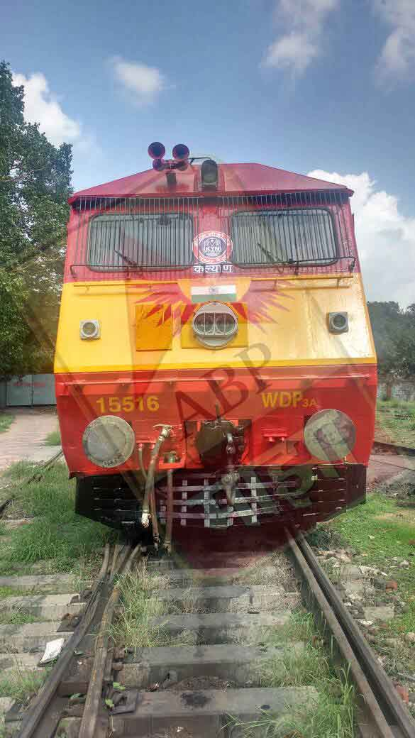 New Railway engines for Tejas Express