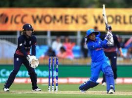 भारतीय महिला संघाची विश्वचषकात विजयी सलामी