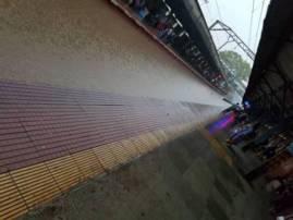 मुंबईसह राज्यात ठिकठिकाणी पावसाचं दमदार पुनरागमन