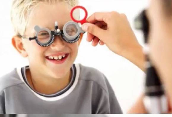 simple eye care tips for kids
