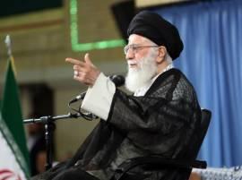 इराणचे सर्वोच्च नेते अयातुल्ला खोमेनींनी ओकली काश्मीरविरोधी गरळ