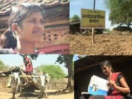 आदिवासींच्या सेंद्रीय कृषीक्रांतीची दूत : नासरी चव्हाण