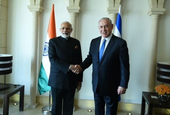 seven important mou signed between India and Israel