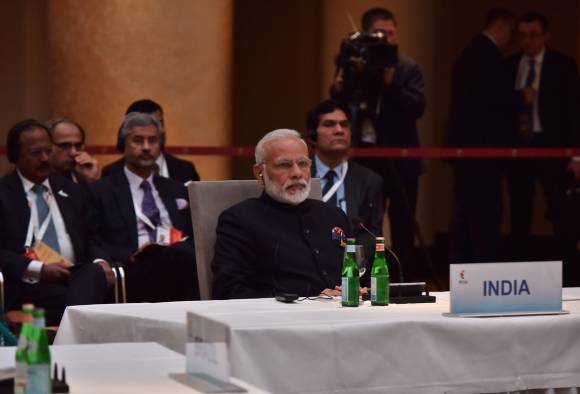PM Narendra Modi unveils 10 point action plan for fight against Terrorist in G20 Summit 2017 latest updates