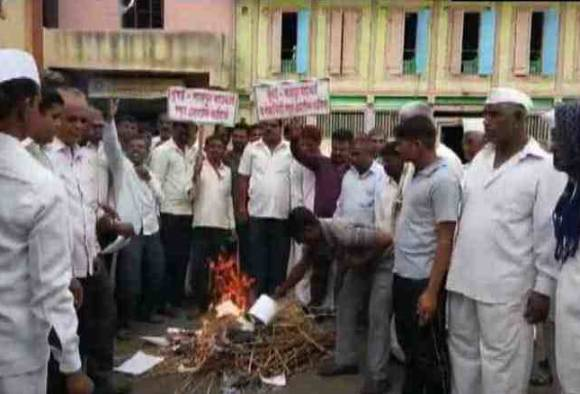 mumbai-nagpur samrudhi highway oppose farmers latest update
