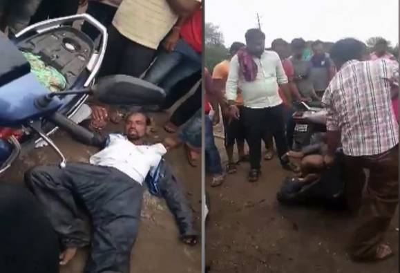 Nagpur : Forensic reports reveals the man who was beaten was carrying beef latest update