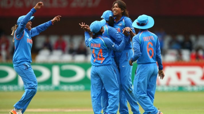 wwc17 records in team India's big win against new zealand