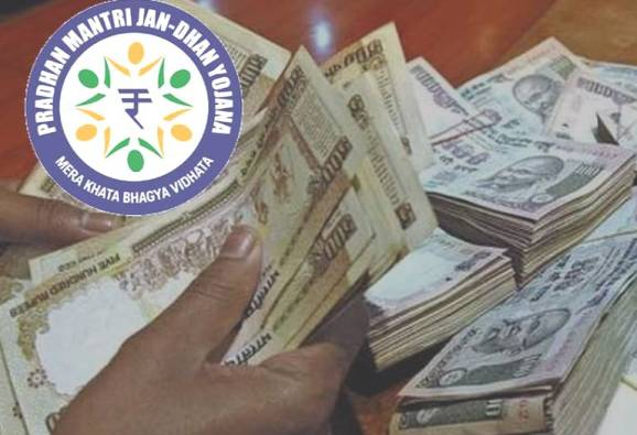 300 crore plus cash deposits in Jan-Dhan accounts in 7 months after the demonetization