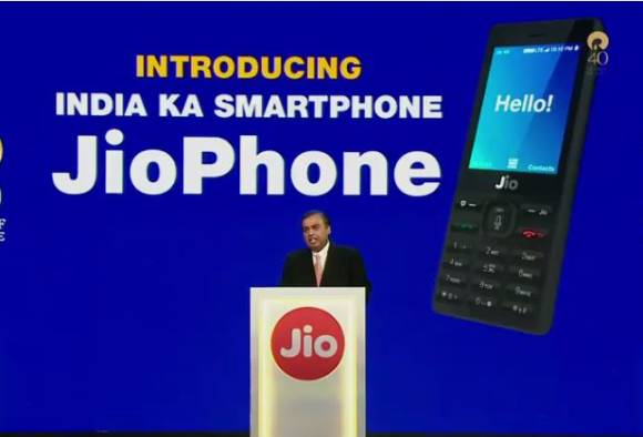 jio phone may run special version of whatsapp reliance talking to whatsapp for this