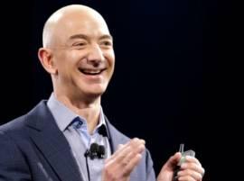 अमेझॉनचा संस्थापक जगातील सर्वात श्रीमंत व्यक्ती!