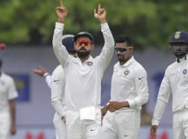 INDvsSL: श्रीलंकेचा पहिला डाव 291 धावांत आटोपला