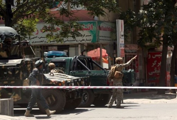 ISIS responsible for attack on iraq embassy in kabul
