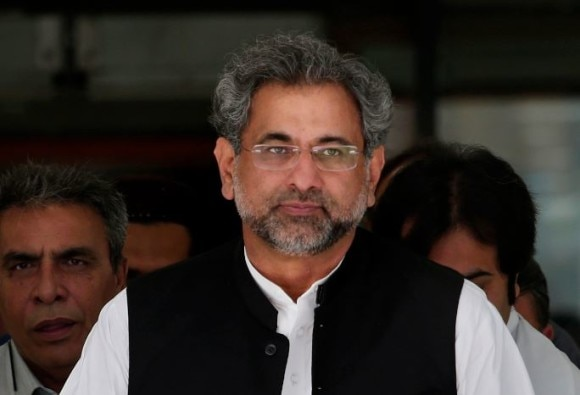 shahid khaqan abbasi takes the seat of the pm of pakistan latest update