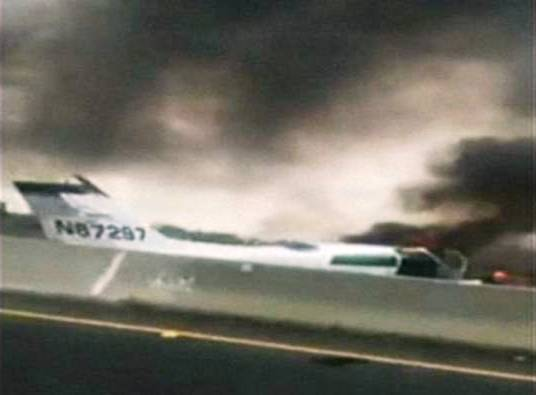 plane dropping out of the sky and exploding in flames latest update