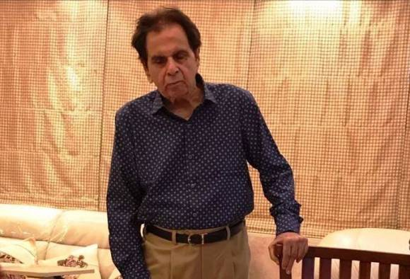 renowned actor dilip kumar responding to treatment latest news updates