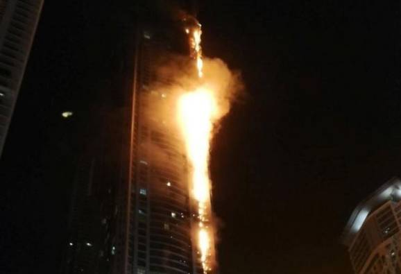 Fire extinguished at Dubai residential skyscraper 'The Torch' latest update
