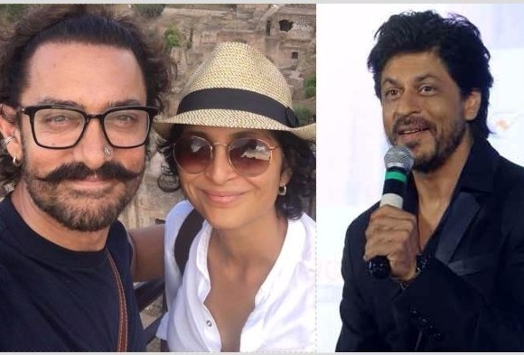 shahrukh go to satyamev jayate water cup competition programme instead aamir khan