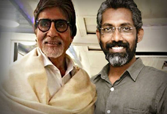 Nagraj Manjule to work with amitabh bacchan for his upcoming film