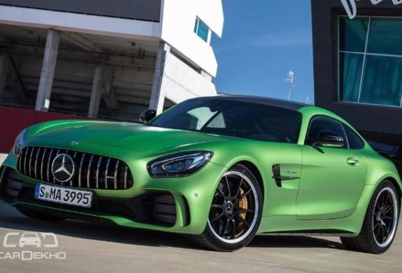 mercedes amg gt roadster and gt r launching on august 21 latest update