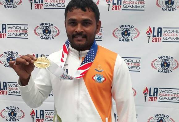 Ravindra Jagtap got Gold medal International Free style kushti in US latest updates