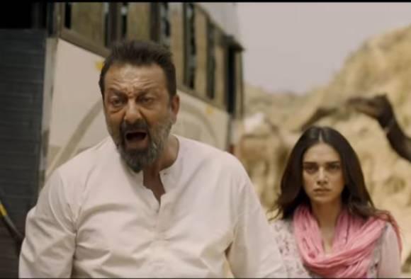 Bhoomi trailer : Sanjay Dutt-Aditi Rao Hydari starer revenge story latest update