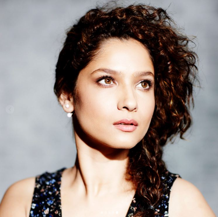 Actress ankita lokhande's glamorous photos