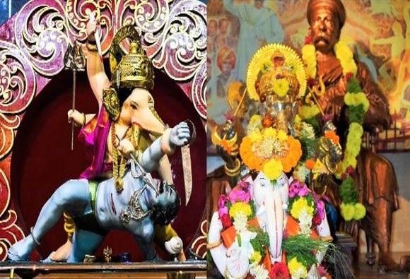Pune 125th anniversary of ganapati festivities row : Lokmanya Tilak's photo missing from logo