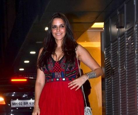 Actress Neha Dhupia's car accident in Chandigarh latest update