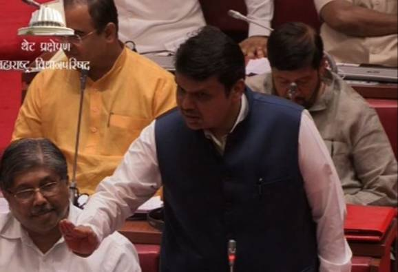 CM Fadnvis assurance in Legislative Council that Prakash Mehta's inquiry will be conducted by Lokayuktas