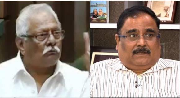 MLA anil gote's allegations on radheshyam mopalwar