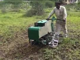 भंगारातून नॅनो ट्रॅक्टर, अल्पभूधारक शेतकऱ्यांसाठी राजेंद्र लोहारांचा उत्तम पर्याय