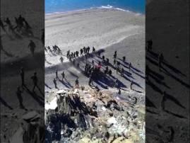 VIDEO : भारत आणि चीनच्या सैनिकांमध्ये धक्काबुक्की