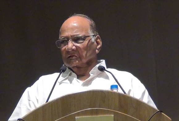 Sharad Pawar criticizing the government latest update