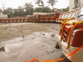 मुंबई फायर ब्रिगेडच्या ताफ्यात अत्याधुनिक गाड्या दाखल!