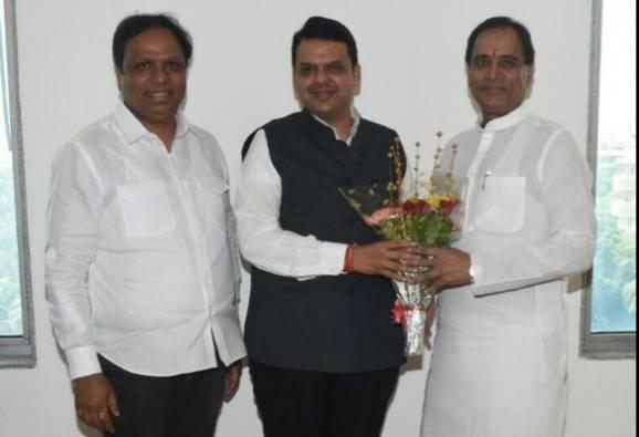 Mumbai : Ex MLA of Congress Rajhans Singh enters BJP latest update