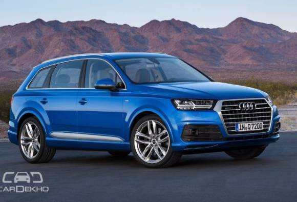 audi q7 petrol car launched at rs 67 lakh latest update