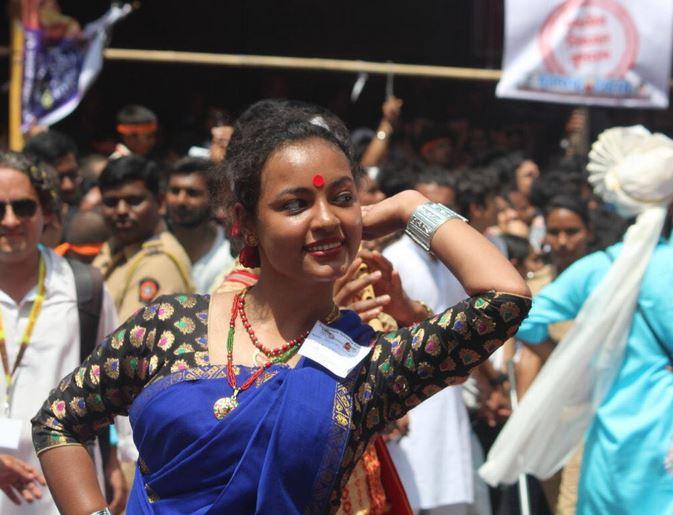 Pune : Tulashibaug Ganapati Visarjan