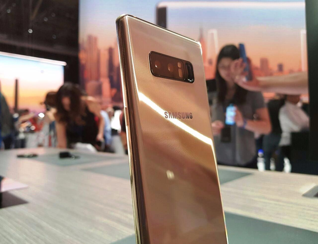 samsung galaxy note 8 likely to launch at 12 september in India